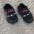 Disney Shoes | Cars Lightning Mcqueen Kids Sneakers | Color: Black/Red | Size: 7bb