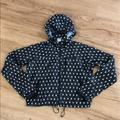 Nike Jackets & Coats | Nike Cropped Windbreaker For Women | Color: Black/White | Size: M