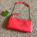 Kate Spade Bags   *Nwt* Kate Spade Pink Leather Fabulous Bag   Color: Pink   Size: Os