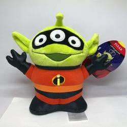 Disney Toys | Disney Pixar Toy Story Alien Remix Mr. Incredible | Color: Green/Red | Size: 8.5