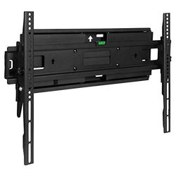 """Flash Furniture FLASH MOUNT Full Motion TV Wall Mount - Built-In Level - Max VESA Size 600 x 400mm - Fit most TV's 40"""" - 84"""" (Weight Cap 100LB)"""