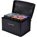 TouchNew – ensemble de feutres de dessin et de peinture, 20 30 40 60 80 168 couleurs, marqueurs