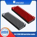 Jonsbo – dissipateur thermique en aluminium M.2 SSD NVMe, disque dur M2 2280 à semi-conducteurs,