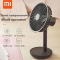 Xiaomi – ventilateur de bureau Portable, secouant la tête à 60 degrés, vitesse du vent réglable,