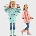 Manteau imperméable en Polyester pour enfants, vêtements d'extérieur pour garçons et filles, veste