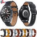 Bracelet de montre en cuir pour Samsung Galaxy Watch 3 45mm/ Gear S3/ 46mm, Bracelet de Sport de