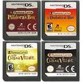 Cartouche de jeu pour Console DS, pour Console, pour Nintendo DS 3DS 2DS, pour professeur Layton