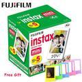 Fujifilm – Film Photo blanc, 3 pouces, pour appareil Photo instantané Polaroid FUJI Mini LiPlay 11 9