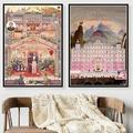 Affiche de décoration murale en toile, impression d'art mural, film de bande dessinée classique, la