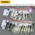 TKDMR – 15 types de LED 3528 3030 3535 2835 7020 2828, spécialement pour LG Samsung LED TV