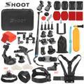 Accessoires de caméra d'action universelle pour GoPro Hero 9 8 7 6 5 noir Xiaomi Yi 4K Sjcam M10