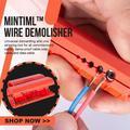 Mintiml™Mini pince à dénuder le fil, Portable, automatique, outils de sertissage, multi-outils,