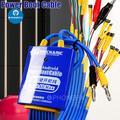 Ligne de commande de démarrage pour téléphone Android IOS, mécanique, alimentation cc, câble de