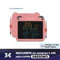 Enotepad – tablette de dessin de 9 pouces, protection des yeux, couleur Lcd, tablette d'écriture
