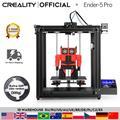 Nouvelle CREALITY Ender-5 Pro — Imprimante 3D, tableau de bord silencieux, plaque magnétique