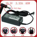 Chargeur Portable pour ordinateur Portable HP, 19.5V, 3,33 a, 65W, 4.5x3.0mm, adaptateur secteur
