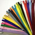 Fermetures éclair invisibles en Nylon coloré 3 #, 20 pouces (50cm), artisanat de couture pour
