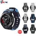 Bracelet de Sport en Silicone pour Huawei Honor Watch GS Pro Bracelet de montre 22mm impression