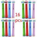 Têtes de brosse à dents électrique de remplacement, pour Oral B EB-10A, 16 pièces, pour enfants