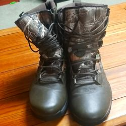 Nike Shoes   Nike Sfb Gen 4 Realtree Hunting Boots Gore-Tex   Color: Brown/Green   Size: 12.5