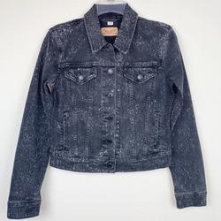 Levi's Jackets & Coats   Levis Denim Jean Jacket, Size M   Color: Black   Size: M