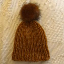 Free People Accessories | Free People Beanie | Color: Orange | Size: Os