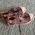 Converse Shoes | Converse One Star Kids Shoes Size 3 | Color: Orange/Purple | Size: 3bb