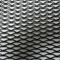 Grille hexagonale universelle en maille d'aluminium, couvercle de Grille de pare-choc de voiture,