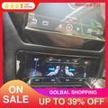 Tableau de bord pour Maserati GT/GC GranTurismo, noir, écran Android 9.0, en Fiber de carbone,