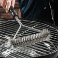 Accessoires de cuisine BBQ Grill Kit de Barbecue brosse de nettoyage outils de cuisine en acier