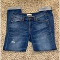 Madewell Jeans | Madewell Jeans, Slimboy Jean- Great Condition! | Color: Blue | Size: 26