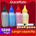 4 couleurs Poudre De Toner Puce pour Samsung CLP320 CLP 320 321 325 CLX3180 CLX3185 CLX 3185 3180