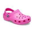 Crocs Electric Pink Kids' Classic Clog Shoes