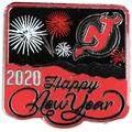 WinCraft New Jersey Devils Year Pin of the Month