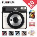 Fujifilm – appareil Photo Instax SQ6, 5 couleurs, carré, doré, Graphite, gris, perle, blanc, rubis,