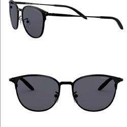 Michael Kors Accessories | Michael Kors Black Polarized Rounded Sunglasses 54 | Color: Black/Gray | Size: Os