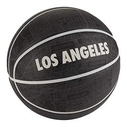 """Nike Dominate (Los Angeles) Outdoor Full Size (29.5"""") Basketball - Black/White"""