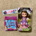 Disney Toys   Princess Sofia The First Doll & Accessories   Color: Pink/Purple   Size: Osg