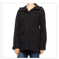 The North Face Jackets & Coats | Nwt $400 The North Face Cali Wool Jacket Hood | Color: Black | Size: Various