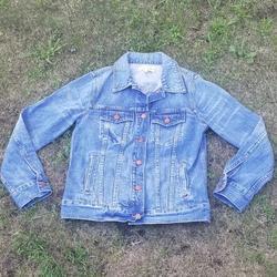 Madewell Jackets & Coats | Madewell Denim Jacket Womens Sz Small Jean Jacket | Color: Blue | Size: S