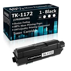 1 Pack TK-1172 1T02S50US0 Toner Compatible Toner Cartridge Replacement for Kyocera TK1172 M2540d M2540dw(1102RY2US0) M2040dn(1102S33NL0) Printer Ink Cartridge