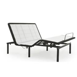 """Blissful Nights 15"""" Adjustable Bed w/ Remote, Size 15.0 H x 37.0 W x 79.0 D in 