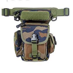 Fashion Waist Packs Tactical Leg Bag - Molle Drop Leg Bag Military 1000D Nylon Waterproof Men Tactical Waist Pack Leg Travel Belt Bag Hiking Hunting Camping Cycling Make Your Life Easier