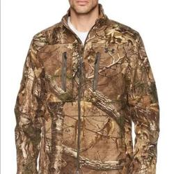 Under Armour Jackets & Coats | Brand New Under Armour Camo Jacket | Color: Brown/Green | Size: M