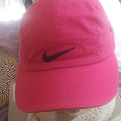 Nike Accessories | Nike Hat Sz Small $28+Free Hat | Color: Black/Pink | Size: Small 4-6x