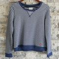 Levi's Sweaters   Levi'S Blue And Grey Striped Sweater   Color: Blue/Gray   Size: L