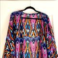 American Eagle Outfitters Other | Multicolored Shawl | Color: Red | Size: Os