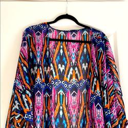 American Eagle Outfitters Other   Multicolored Shawl   Color: Red   Size: Os