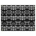 East Urban Home Polyester Las Vegas Football Baroque TapestryPolyester in Black, Size 50.0 H x 59.0 W in   Wayfair B3C0CEFB29194D8F9AC91B3CAE3BF93E