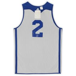 """Raymond Felton New York Knicks Practice-Used #2 White Reversible Jersey from the 2012-13 NBA Season - Size XL"""